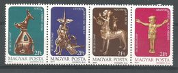 TP DE HONGRIE  N°  2572/75  NEUFS SANS CHARNIRE. - Hongrie