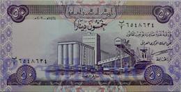 IRAQ 50 DINARS 2003 PICK 90 UNC - Iraq