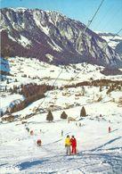 Schwanden (Diemtigtal) - Grimmialp Skilift Stierengrimmi             Ca. 1980 - BE Berne