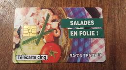 TELECARTE 5 UNITES GN234 05/96 GEM CASINO - France