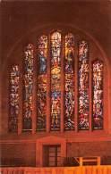 KOEKELBERG - Basilique Du Sacré Coeur - Vitrail Du Congrès Marial 1954 - Koekelberg