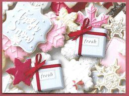 F-  Carte Type Postale Fresh - Perfume Cards