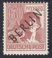 BERLIN - 1948 - Yvert 14 Nuovo MNH. - Unused Stamps