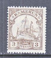 Cameroun  20  *  Wmk. - Colony: Cameroun
