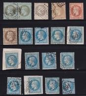 Divers Annuler Le Sort Sur Perforé Laure #02 - 1849-1876: Période Classique