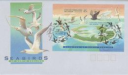 Cocos Islands 1995 Sea Birds Souvenir Sheet - Cocos (Keeling) Islands