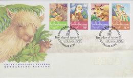 Cocos Islands 1996 Quarantine Station - Cocos (Keeling) Islands