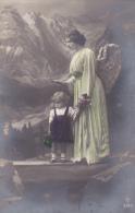 Un Ange Et Une Enfant - Anges