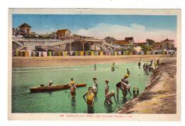 Dept 33,Gironde,Cpsm Soulac Sur Mer,Le Nouveau Ponton - Soulac-sur-Mer