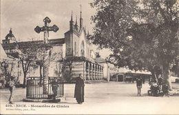NICE MONASTERE DE CIMIEZ - Monuments, édifices