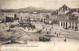 NICE LE CASINO PLACE MASSENA - Monuments, édifices
