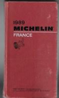 Guide MICHELIN  1989 - Michelin (guides)