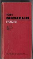 Guide MICHELIN  1984 - Michelin (guides)
