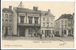 SOIGNIES - Hôtel De Ville 1905 - Soignies