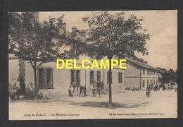 DF / MILITARIA / CASERNES / CAMP DE MAILLY : LES NOUVELLES CASERNES / ANIMÉE - Barracks