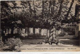 Prechacq Les Bains Etablissement Thermal - France