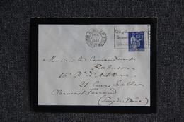 Lettre De FRANCE ( NANCY ) - N° 365 - 1932-39 Paix