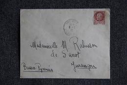 Lettre De FRANCE ( ORCINES ) - N° 517 - 1941-42 Pétain