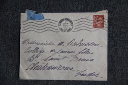 Lettre De FRANCE ( CLERMONT FERRAND) - N° 652 - 1939-44 Iris
