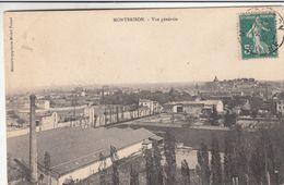 Cp , 42 , MONTBRISON , Vue Générale - Montbrison