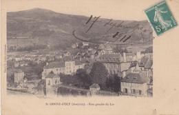 SAINT GENIEZ D'OLT  EN AVEYRON  RIVE GAUCHE DU LOT    CPA  CIRCULEE - France