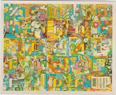 Jo Goldenberg - Alphabet Hedrad'que - Isaac Besanson - Format : 16.5cm X 13.5cm - Vieux Papiers
