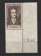 Allgemeine Ausgabe,Nr.11,Bru 1.12.45,xx (5290) - Französische Zone
