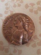 LIONS CLUB PISA XXV° CHART ER NIGHT MEDAGLIA 1982 ROSI MINO Numerata Kinzica - Bronzes