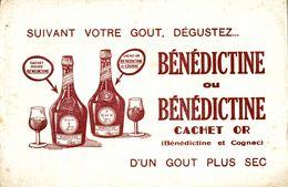 BUVARD BENEDICTINE - Liqueur & Bière