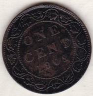 Canada . 1 Cent 1902  . Edward VI . Cuivre - Canada