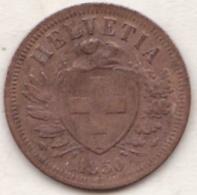 Suisse. 2  Rappen 1850 A. - Schweiz