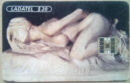 $20 Artwork (silver Chip) - Mexico