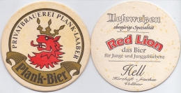 #D192-137 Viltje Plank Bier - Sous-bocks