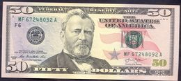 USA 50 Dollars 2013 F UNC # P- 542 F - Atlanta GA - Federal Reserve Notes (1928-...)