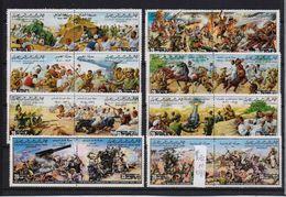 Libya Period 1980-1982, Selection Mint Stamps, MNH - Libyen