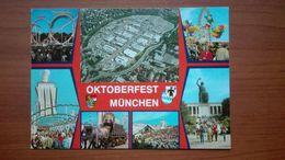 Oktoberfest - Wies'n - Muenchen