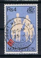 Mauritius Y/T 814 (0) - Maurice (1968-...)