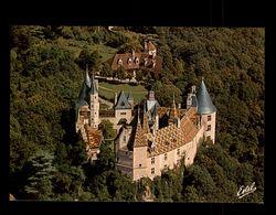 21 - LA ROCHE-POT - Chateau - Vue Aérienne - - France