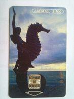 Sea Horse (silver Chip) - Mexico