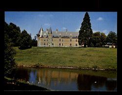 21 - THOISY-LA-BERCHERE - Chateau - Vue Aérienne - France