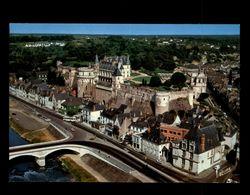 37 - AMBOISE - Chateau - Vue Aérienne - Amboise