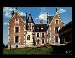 37 - BEAUMONT-LA-RONCE - Chateau - - Beaumont-la-Ronce