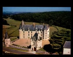 37 - CERE-LA-RONDE - Chateau - Vue Aérienne - - France