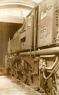 LOCOMOTIVE   - N° 231.132.AT.1 PLM  .(carte Photo) - Trenes