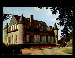 37 - CHATEAU-RENAULT - Chateau - - France
