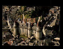 37 - LANGEAIS - Chateau - Vue Aérienne - - Langeais