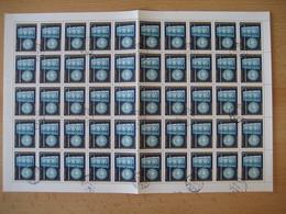 Ungarn 1978, 100 Jahre Glasfabrik In Ajka, Mi. Nr. 3283A  Gestempelt - Fogli Completi