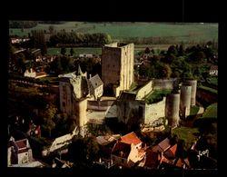 37 - LOCHES - Chateau - Vue Aérienne - - Loches