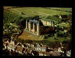 37 - LUYNES - Chateau - Vue Aérienne - - Luynes