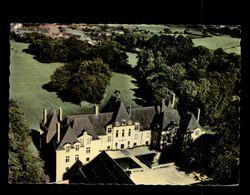 37 - MARCILLY-SUR-MAULNE - Chateau - Vue Aérienne - - France